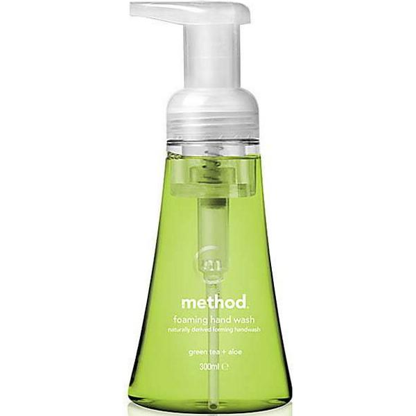 Method Foaming Hand Wash Green Tea + Aloe 300ml