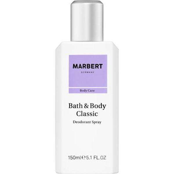 Marbert Bath & Body Classic Deo Spray 150ml