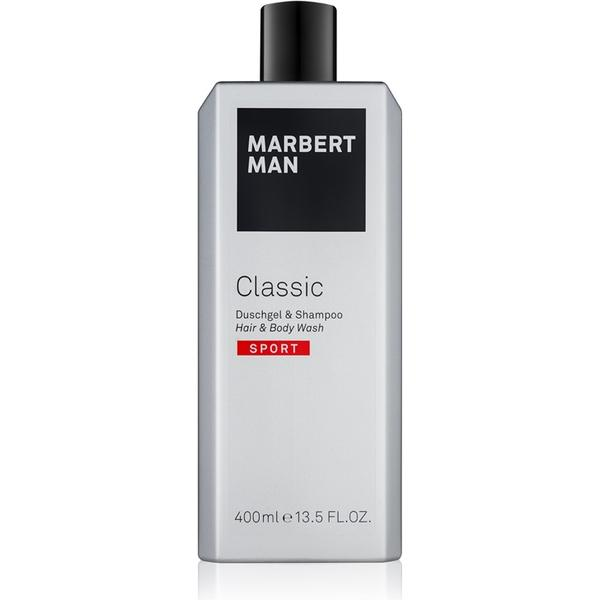 Marbert Man Classic Sport Hair & Body Wash 400ml