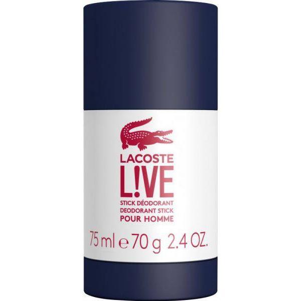 Lacoste Live Deo Stick 75ml