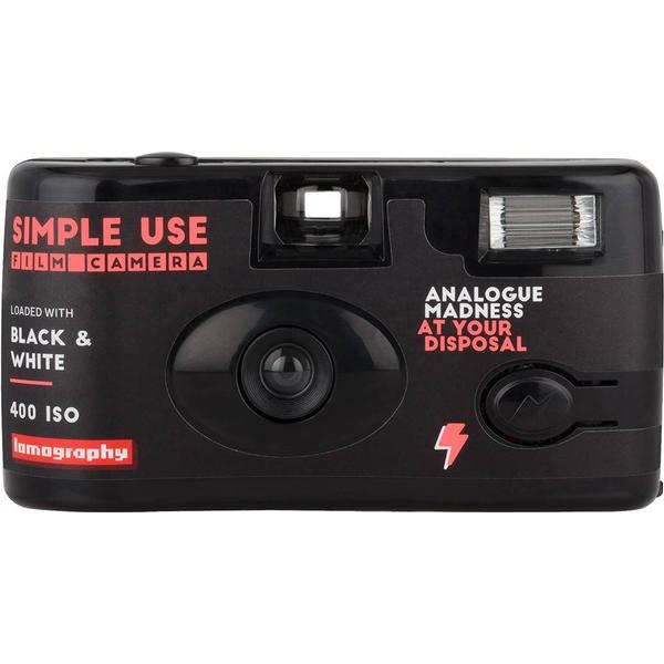 Lomography Simple Use Film Camera Black and White