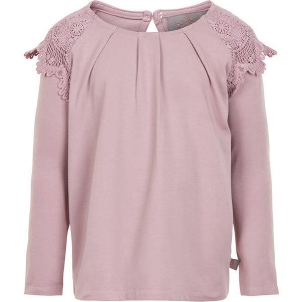 Creamie Lace T-shirt - Deauville Mauv (820763 D-5707)