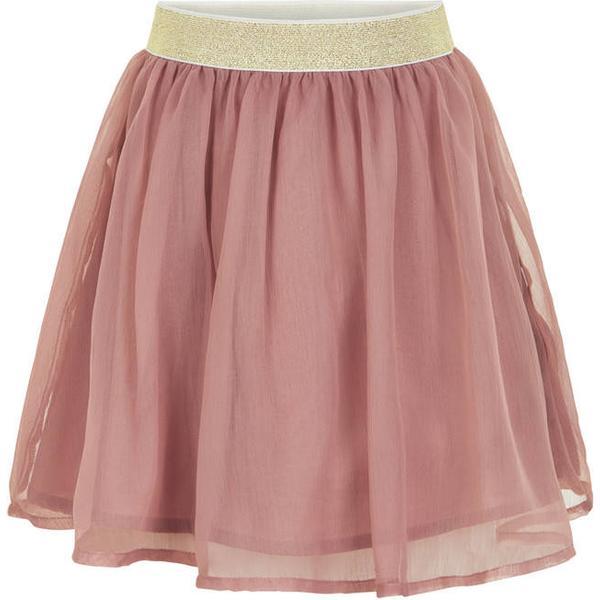 Creamie Chiffon Skirt - Deauville Mauv (820791-5707)