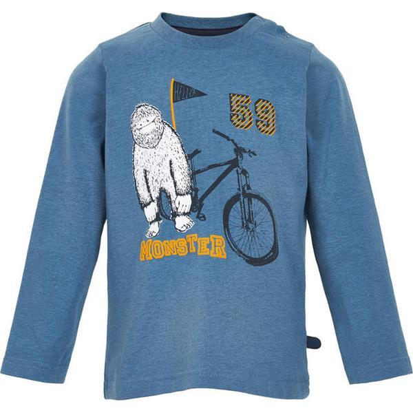 Minymo T-shirt - Coronet Blue (130872-7450)