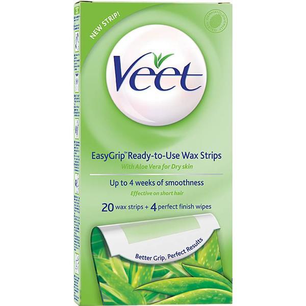 Veet EasyGrip Ready-to-Use Aloe Vera