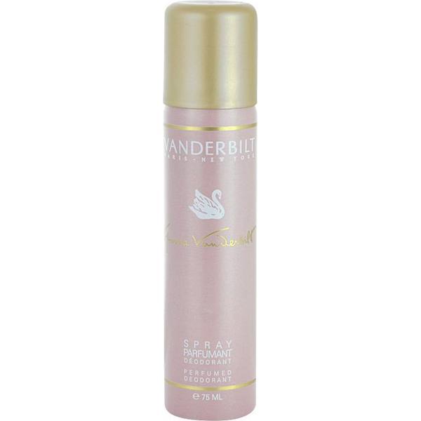 Vanderbilt Deo Spray for Women 75ml