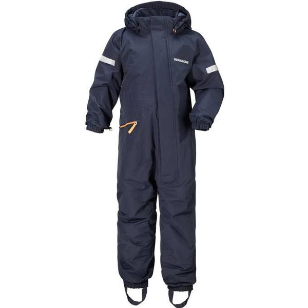 Didriksons Tysse Kid's Coverall - Navy (501846-039)