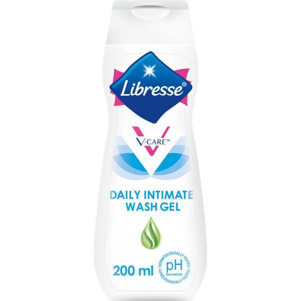 Libresse V-Care Daily Intimate Wash Gel Aloe Vera 200ml