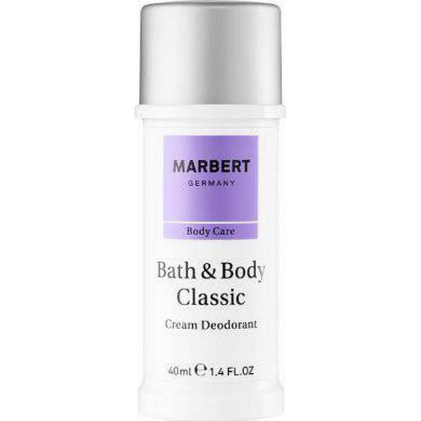 Marbert Bath & Body Classic Cream Deo 40ml