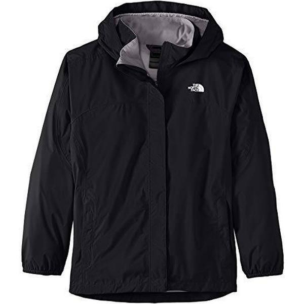 The North Face Girls Resolve Reflective Jacket - Black