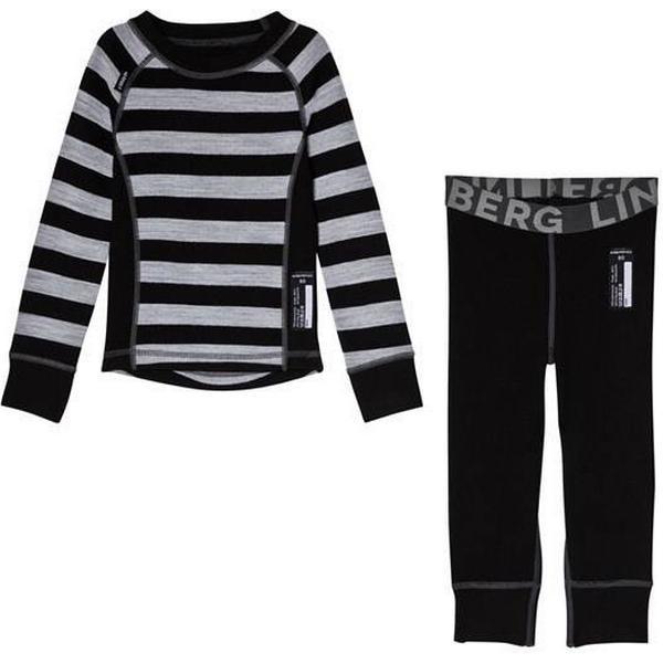 Lindberg Merino Set - Black Stripe (11930100)