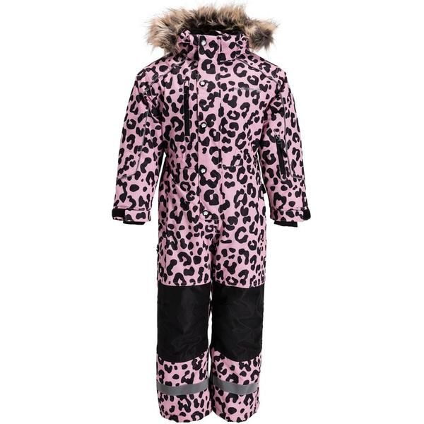 Nordbjørn Arctic Overall - Pink Nectar Leopard (759495)