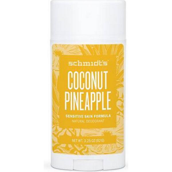 Schmidt's Coconut Pineapple Sensitive Skin Deo Stick 92g