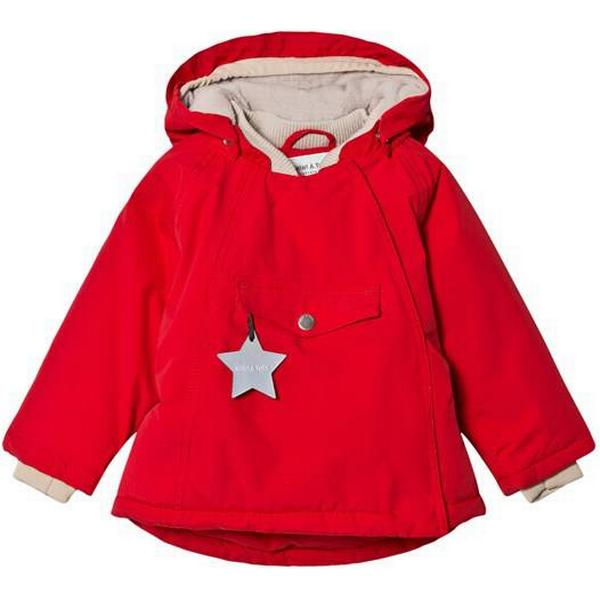 Mini A Ture Wang Jacket - Chinese Red