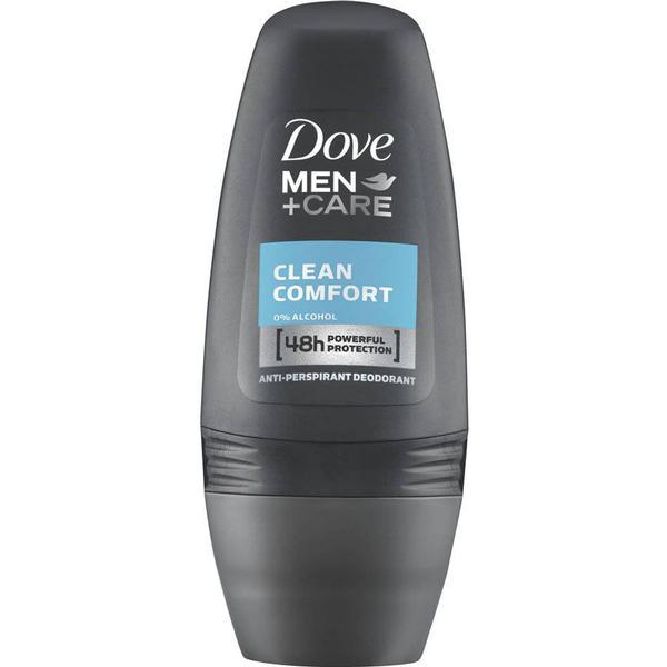 Dove Men + Care Clean Comfort Roll On 50ml