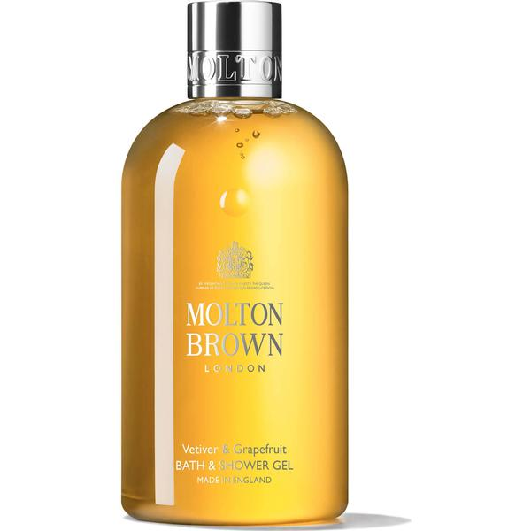 Molton Brown Bath & Shower Gel Vetiver & Grapefruit 300ml