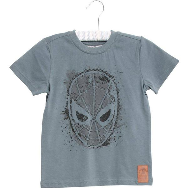 Wheat T-Shirt Spider Face - Stomy Weather