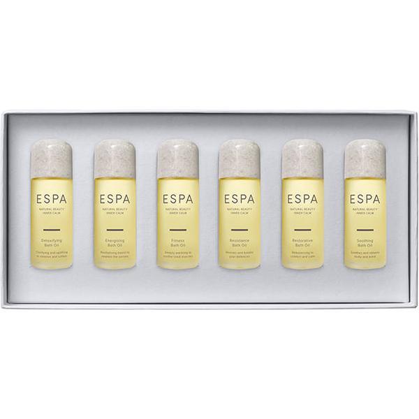 ESPA Bath Oil Collection