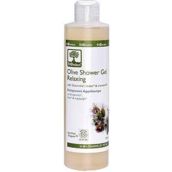 Bioselect Olive Shower Gel Relaxing 250ml