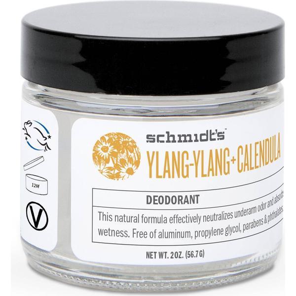 Schmidt's Ylang-Ylang + Calendula Deo Jar 56.7g
