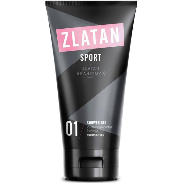 Zlatan Ibrahimovic Zlatan Sport Pour Femme Shower Gel 150ml