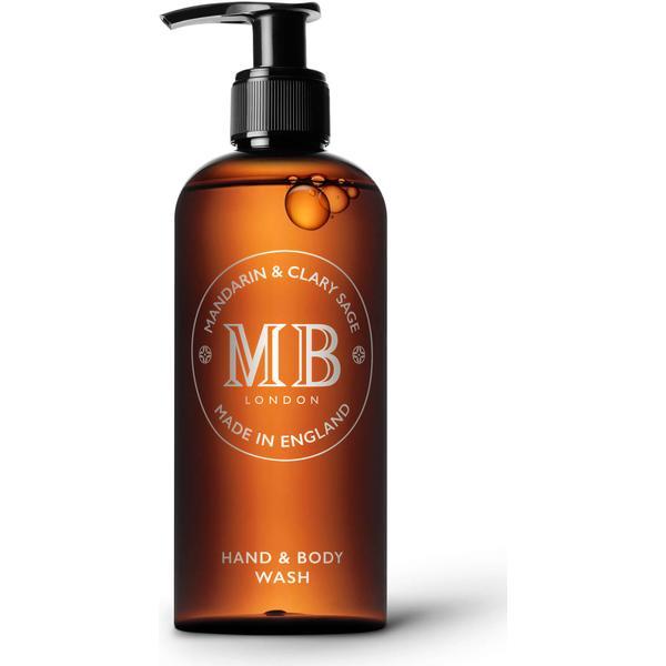 Molton Brown 1973 Mandarin & Clary Sage Hand & Body Wash 300ml