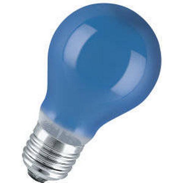 Osram Decor A Blue Incandescent Lamps 11W E27