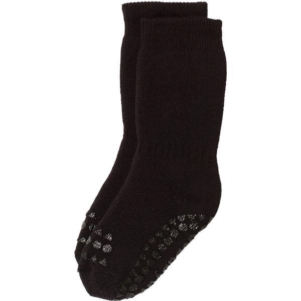 Go Baby Go Non-Slip Socks - Black