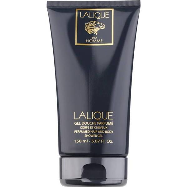 Lalique Pour Homme Lion Perfumed Hair & Body Shower Gel 150ml