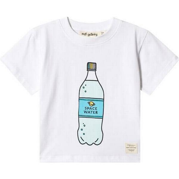 Soft Gallery T-Shirt Asger - White (452-001-599)