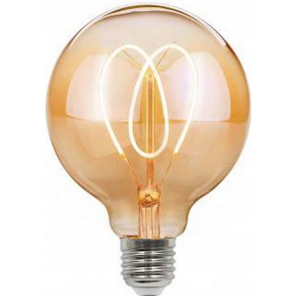 Havsö Vintage Heart G95 LED Lamps 4W E27