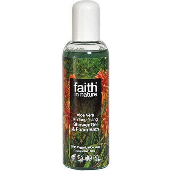 Faith in Nature Aloe Vera Shower Gel 100ml
