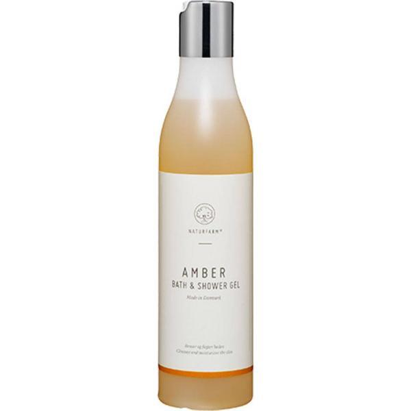 Naturfarm Amber Bath & Shower Gel 250ml