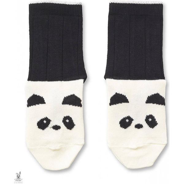 Liewood Silas Socks Panda - Creme De La Creme