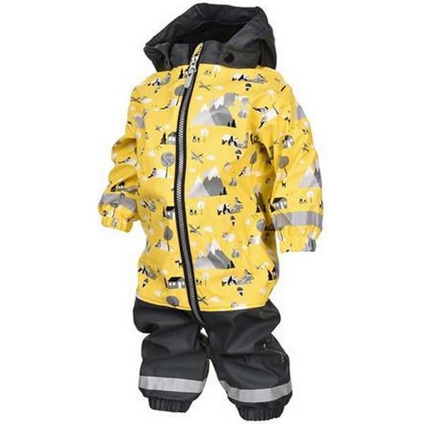 Lindberg Lysekil Rain Babyove - Yellow (27130800)