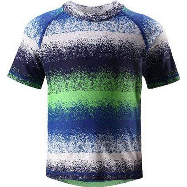 Reima Toddlers' Swim Shirt Azores - Blue (516351-6645)