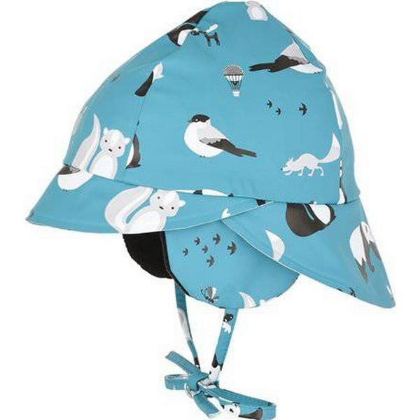 Lindberg Dalby Rain Hat - Lagoon/Grey (30275802)