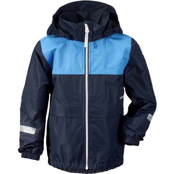 Didriksons Droppen Kid's Jacket - Navy