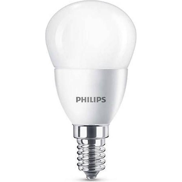 Philips Lustre 2700K LED Lamps 5.5W E14