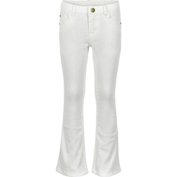 The New Flared Jeans - Bright White (TN2297)