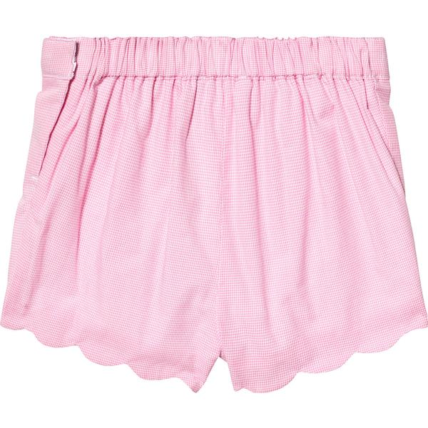 Cyrillus Baby's Seersucker Shorts - Pale Pink/Optic White Gingham
