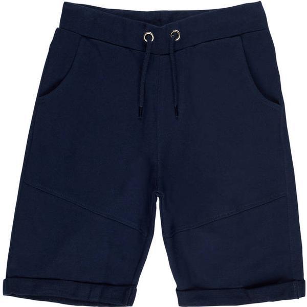 The New Lars Sweat Shorts - Black Iris (TN2323)