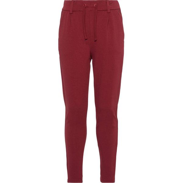 Name It Kid's Nitida Trousers - Red/Ruby Wine (13142465)