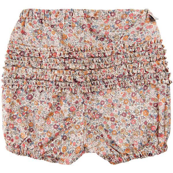 Wheat Nappy Pants Ruffles - Eggshell (5041-266)