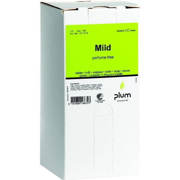 Plum Mild Cream Soap 8x1.4L