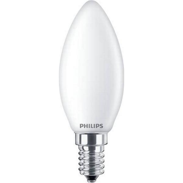 Philips CLA ND LED Lamp 4.3W E14 827