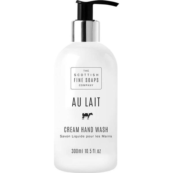 Scottish Fine Soaps Au Lait Cream Hand Wash 300ml
