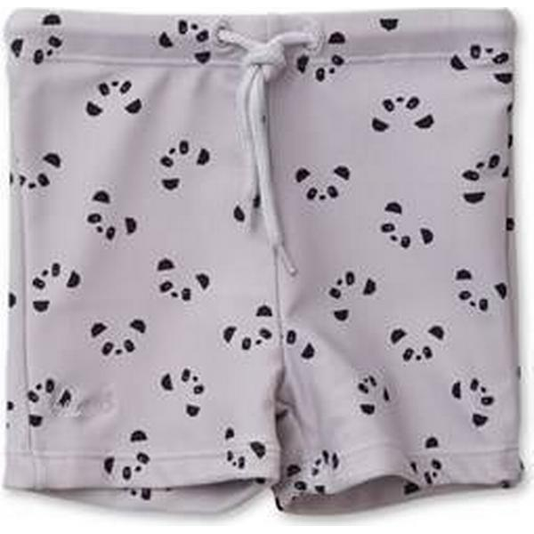 Liewood Otto Swim Pants - Panda Dumbo Grey