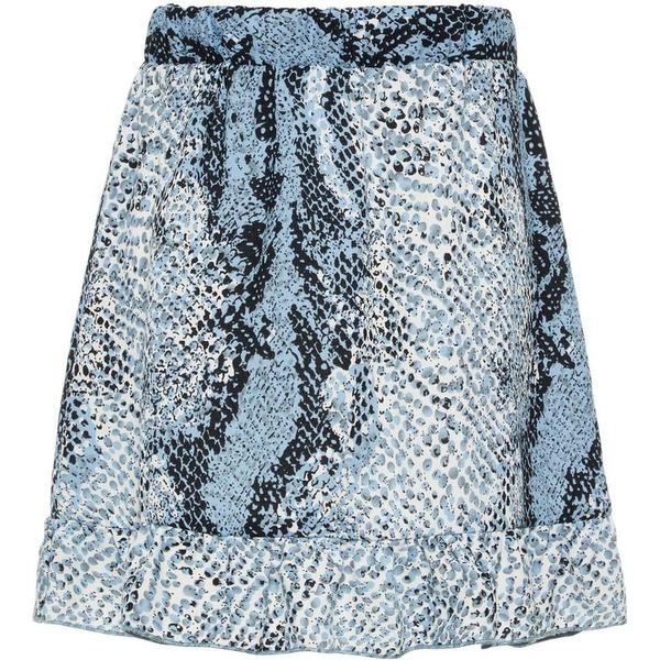 Name It Kid's Snake Print Skirt - White/Bright White (13174292)
