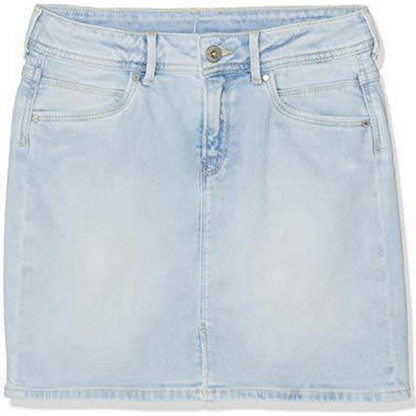 Pepe Jeans Monia Denim Mini Skirt - Denim (PG900284PJ2)